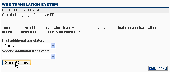 add translator 2
